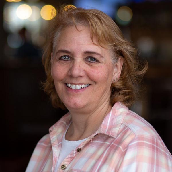 Pam Feickert portrait