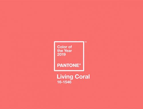 Pantone Color of the Year 2019 – 16-1546 Living Coral