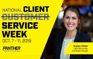 customer service week cover